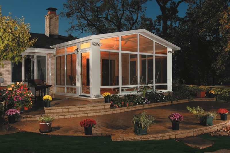 Cathedral Sunrooms Macomb County Sunrooms Enclosures