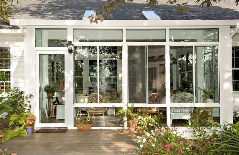 Studio Sunrooms Macomb County Sunrooms Enclosures And