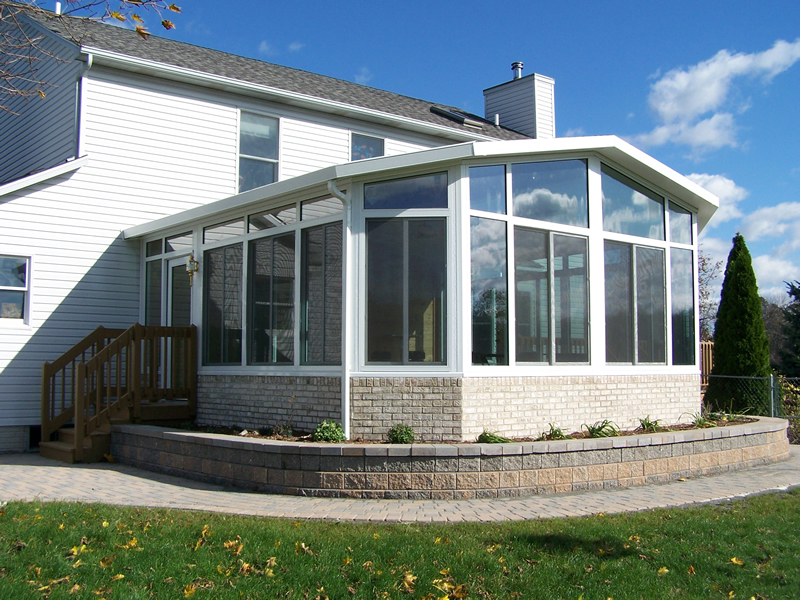 Sunroom Projects Macomb County Sunrooms Enclosures And