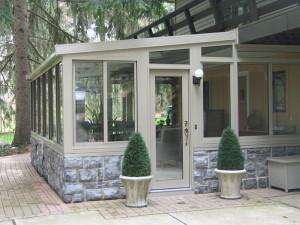 Sunroom Design in Washington Township, Michigan